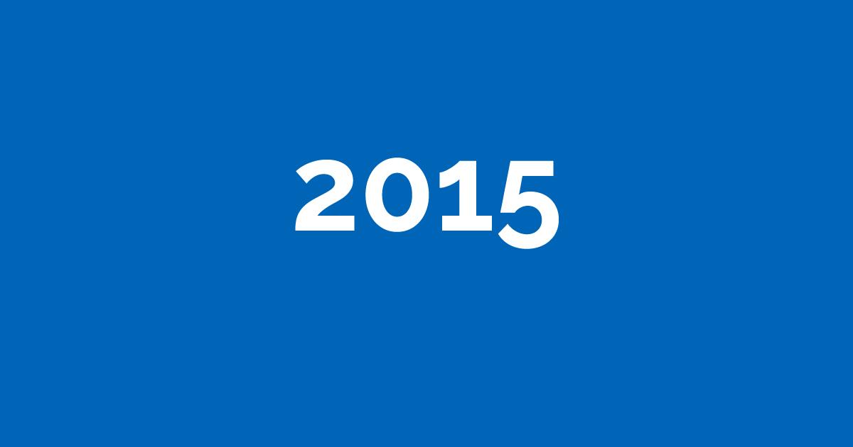 Digital markedsføring i 2015