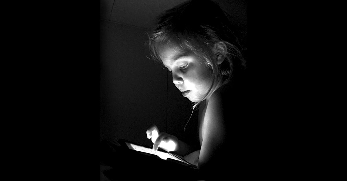 Barns bruk av sosiale medier