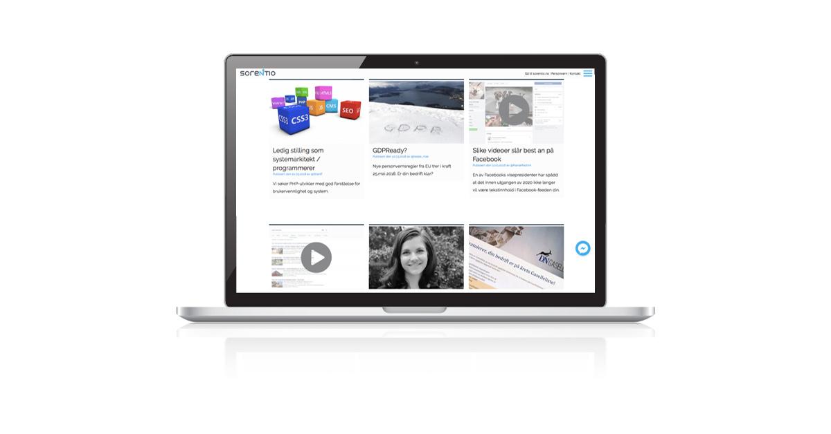 Bloggmarkedsføring for bedrifter