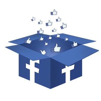 Facebook likes - kommunikasjon - interaksjon