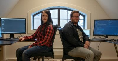 To nye programmerere til Sorentio
