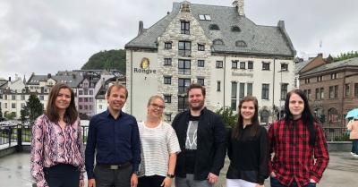 Sorentio flytter til ærverdige lokaler i Ålesund