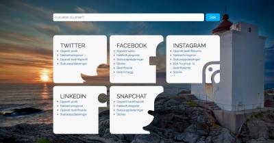 Nybegynner på sosiale medier? Her får du rask opplæring